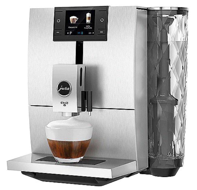 Jura Ena 8 Signature Line Massive Aluminium Kaffeevollautomat für 970€ (statt 1.198€)