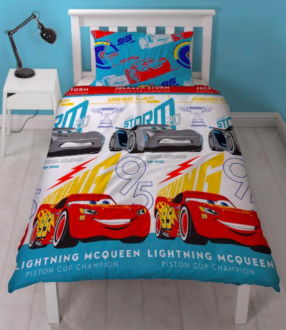 Kinder Bettwäsche (20 verschiedene Motive) für 14,99€ inkl. Versand