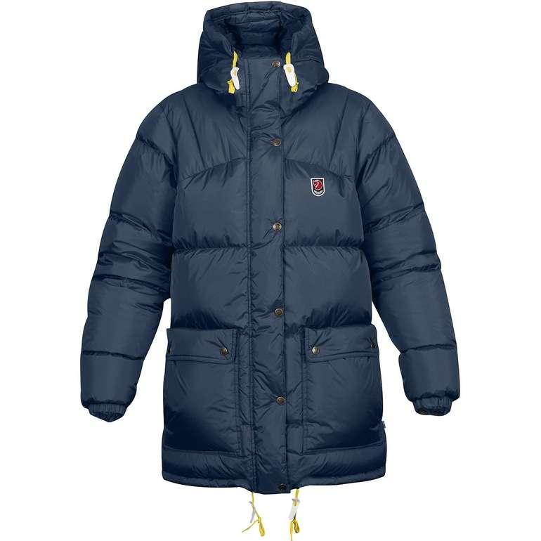 Top! Fjällräven Jacke 'Expedition Down Jacket W' in navy für 260,64€ inkl. Versand (statt 800€)