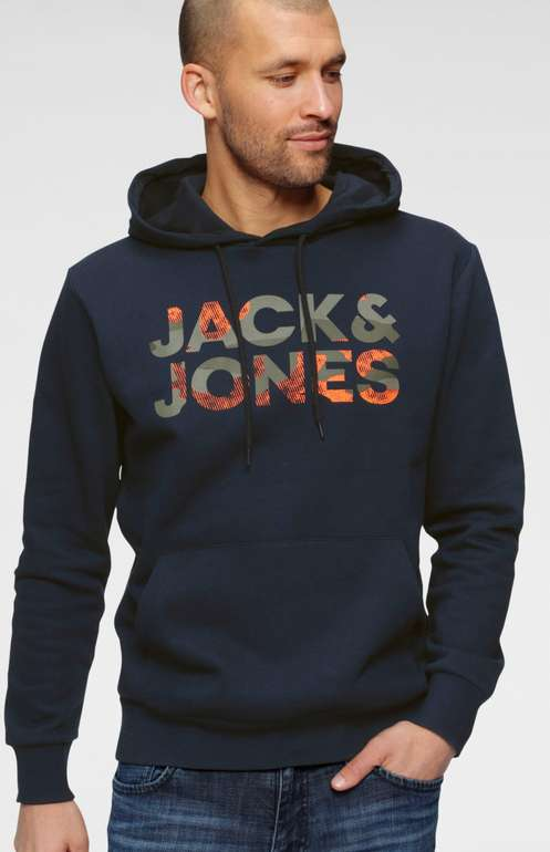 Jack & Jones Kapuzensweatshirt (3 Farben) für 22,94€ inkl. Versand (statt 30€)