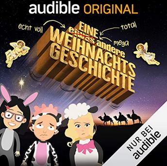 """Audible: """"Eine andere Weihnachtsgeschichte"""" kostenlos anhören"""