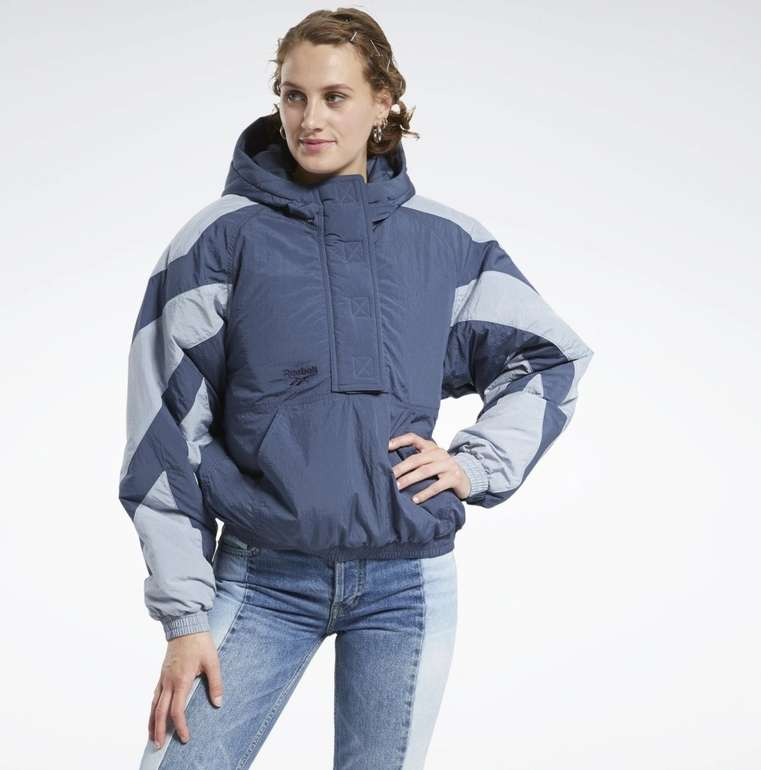 Reebok Classics Damen Twin Vector Puff Jacket für 55,98€ inkl. Versand (statt 72€)