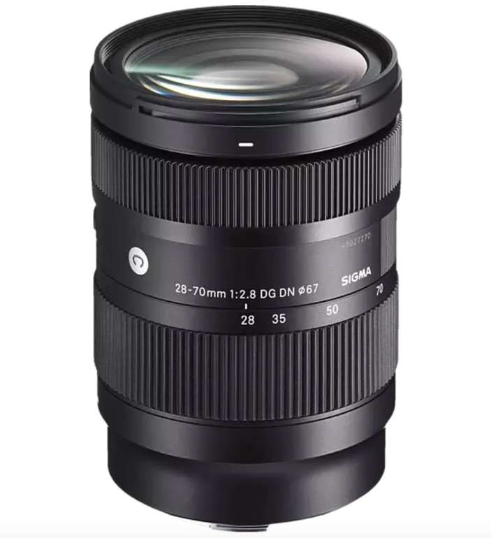 Sigma 28-70mm F2.8 DG DN Contemporary Sony E-Mount Objektiv für 764,10€ inkl. Versand (statt 849€)