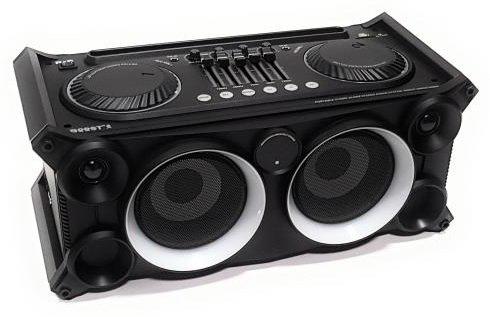 Lotronic Boost Musikbox (tragbar, 300W) für 49,95€ inkl. Versand (statt 90€)