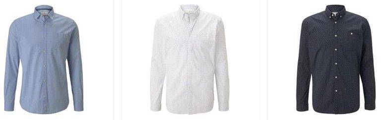 Tara-M 40% Rabatt auf Hemden 2