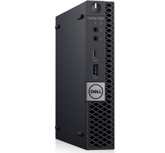 Dell OptiPlex 5060 Micro-Tower-PC (i5-8500T, 8GB RAM, 256GB SSD, Win 10) 698,90€