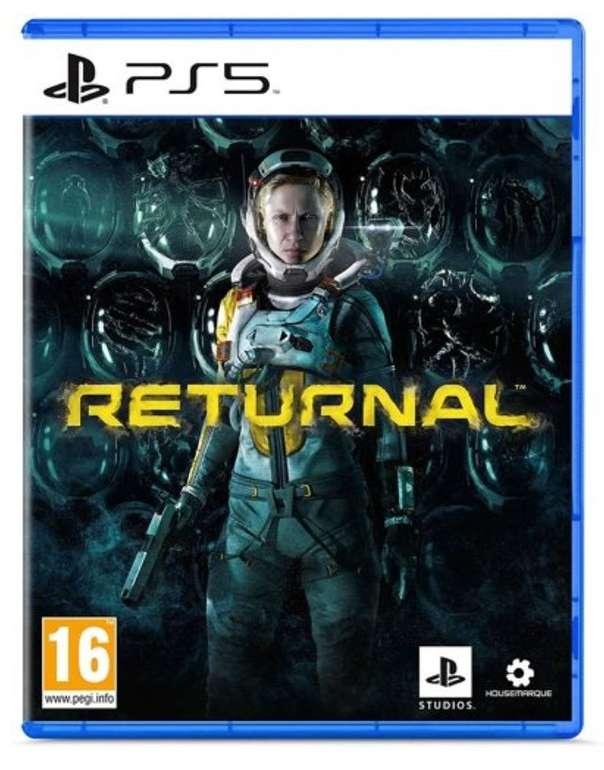 Returnal (PS5) für 53,85€ inkl. Versand (statt 63€)