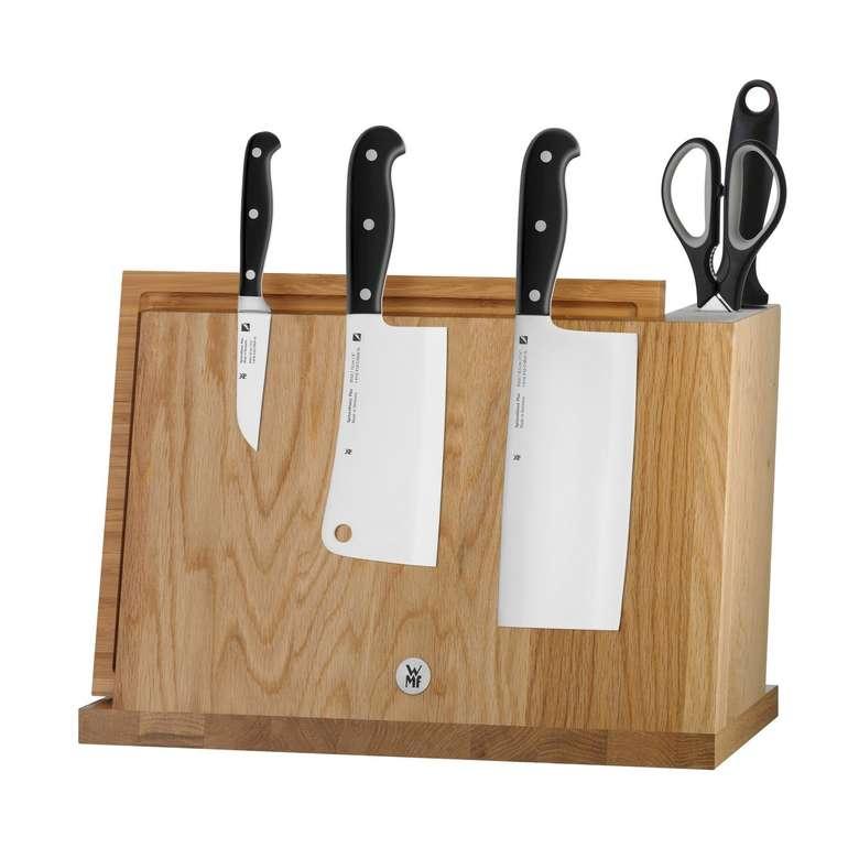 WMF Spitzenklasse Plus Messerblockset (7-teilig) für 199,99€ inkl. Versand (statt 396€)