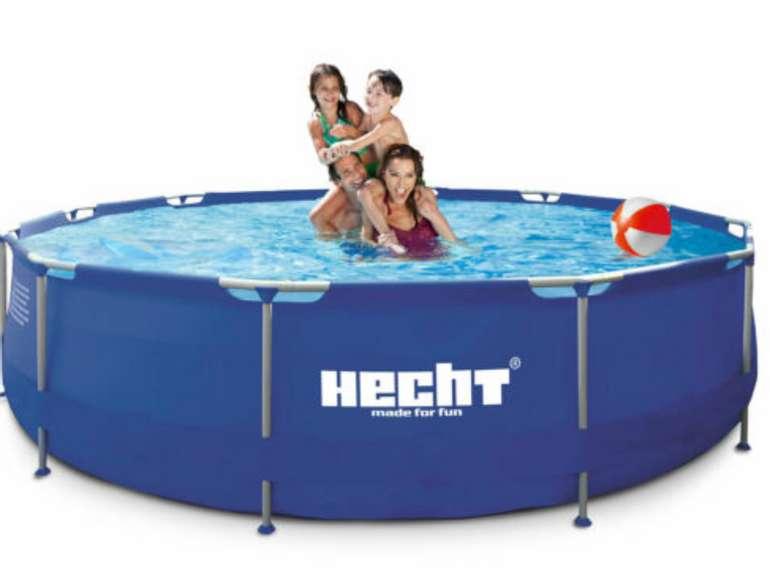 Hecht 3690 Bluesea Pool (300 oder 360 x 76 cm) ab 89,99€ inkl. Versand (statt 106€)