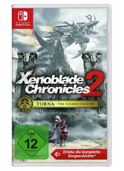Xenoblade Chronicles 2: Torna-The Golden Country (Switch) für 22,98€inkl. Versand (statt 36€)