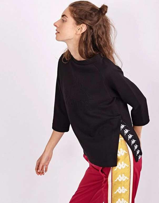 Kappa Authentic Allap Shirt in schwarz für 9,99€inkl. Versand (statt 33€)