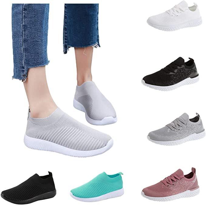 Ylzsx Damen Mesh Sneaker für je 11,99€ inkl. Versand (statt 19€)