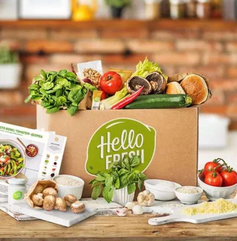 Groupon: Günstige Hello Fresh Kochboxen – z.B. 1 Woche mit 3 Gerichten für 2 Personen nur 19,99€ (statt 40€)