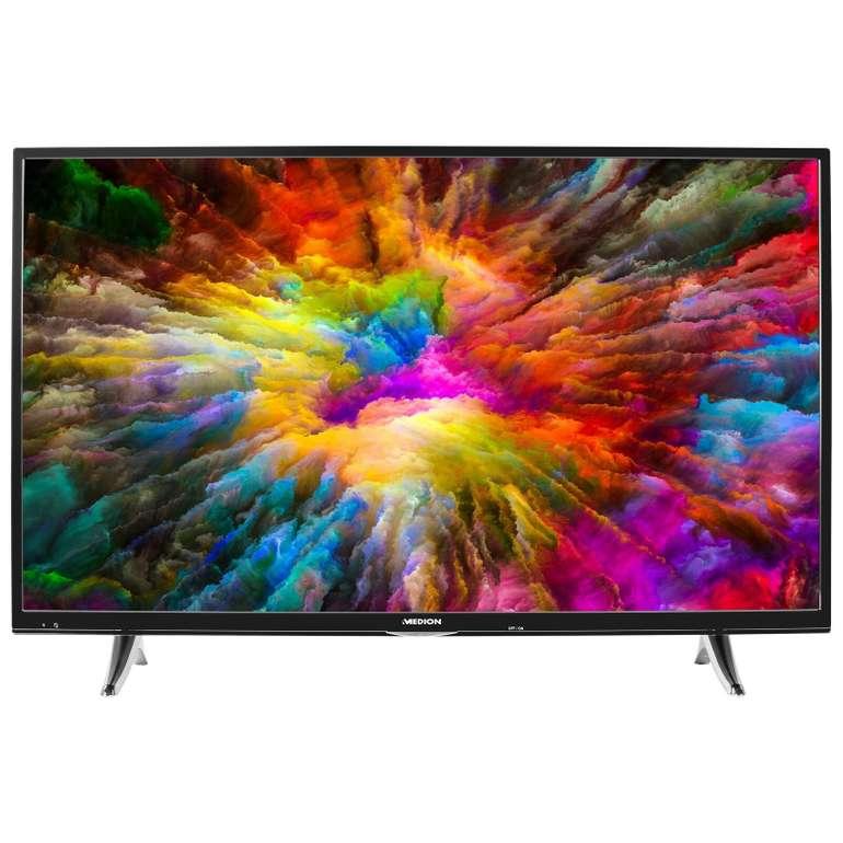 Medion X15035 - 50 Zoll 4K UHD Smart TV für 299,99€ (statt 334€)