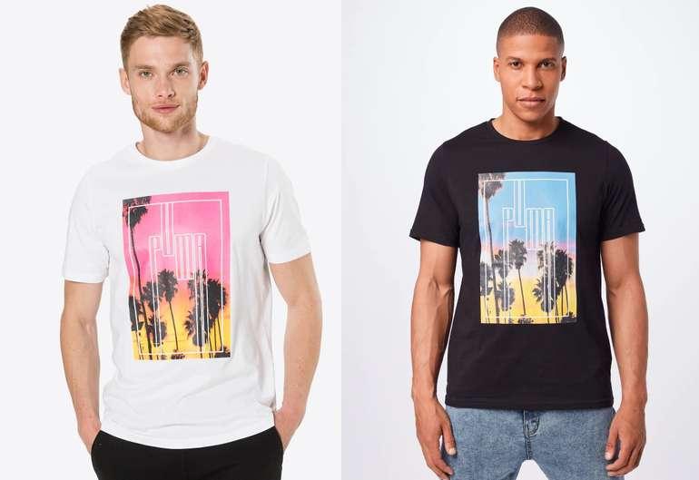 Puma Graphic Herren T-Shirt in zwei Varianten für je 16,73€ inkl. Versand (statt 20€)