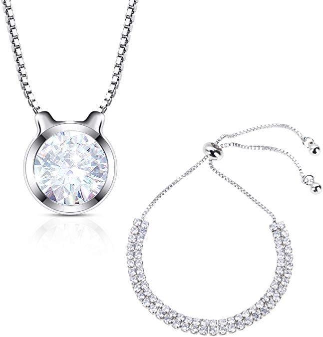 Lictin Armband & Halskette im Set für 3,99€ inkl. Prime Versand (statt 8€)