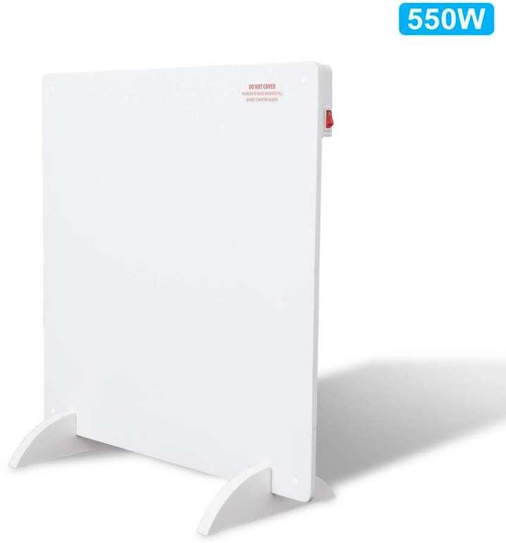 Vingo 550 Watt Infrarot-Elektroheizung in weiß für die Steckdose je 43,39€ inkl. Versand (statt 55€)