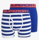 Superdry Sale Sie & Ihn mit bis zu 75% Rabatt -z.B 2er Pack Boxer für 14€ + VSK