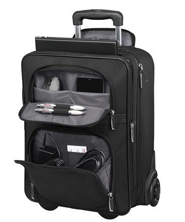 "Toshiba Advantage 17,3"" Laptop-Trolley für 40,90€ (statt 97€)"