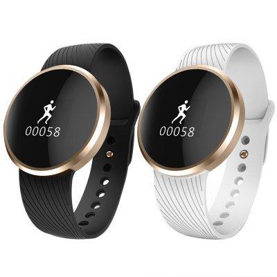 MiFone L58 Smartwatch mit OLED-Display (Android und iOS) für 15,78€