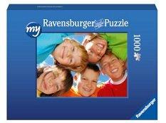 Personalisierte Ravensburger Puzzle und Spiele, z.B. 1.000er Puzzle für 21,40€