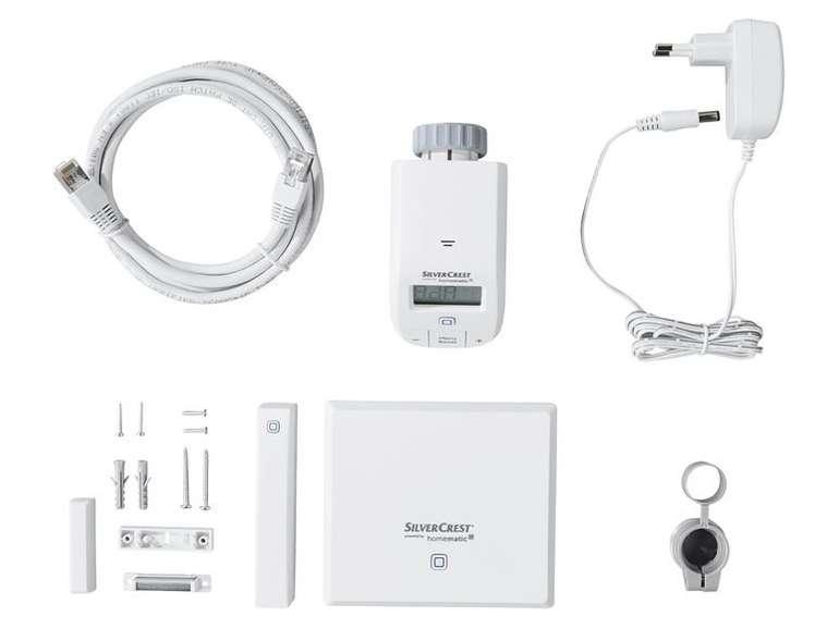 Silvercrest® Heizen Smart Home-Starterkit für 54,94€ inkl. Versand (statt 65€)