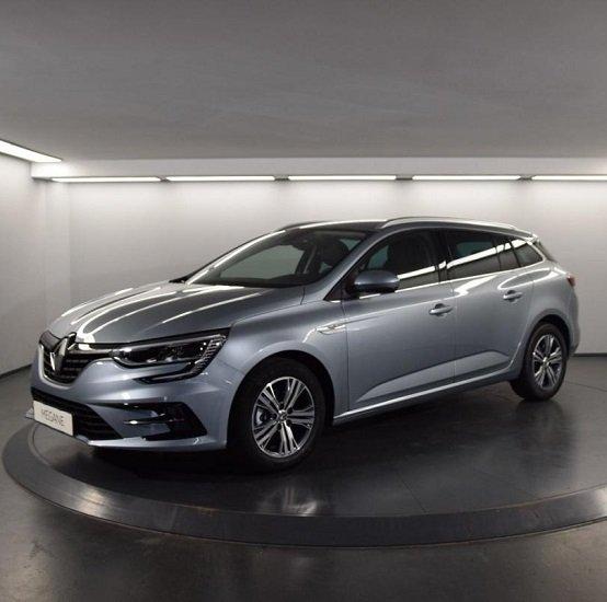 Gewerbe: Renault Megane Grandtour Plug-in Hybrid im Full-Service Leasing für 68,96€ netto mtl. (LF: 0,23)