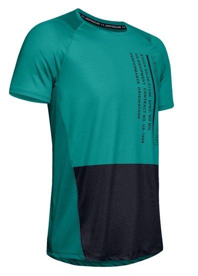 Under Armour Sale mit mindestens 50% Rabatt bei Geomix - z.B. Sportshirt für 20€