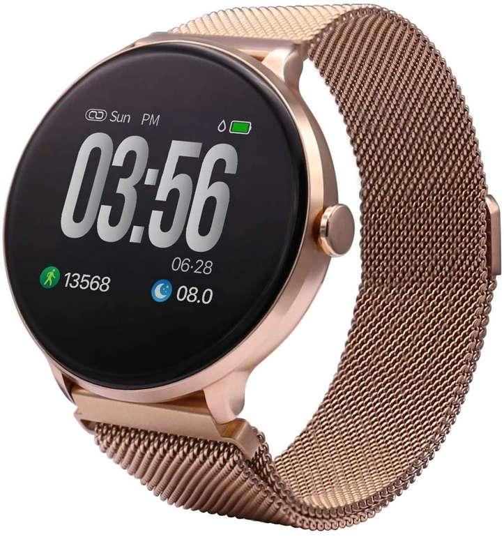 Bebinca Fitness Tracker (IP67, Pulsuhr, Schrittzähler) in 2 Farben für je 23,69€ (Prime)