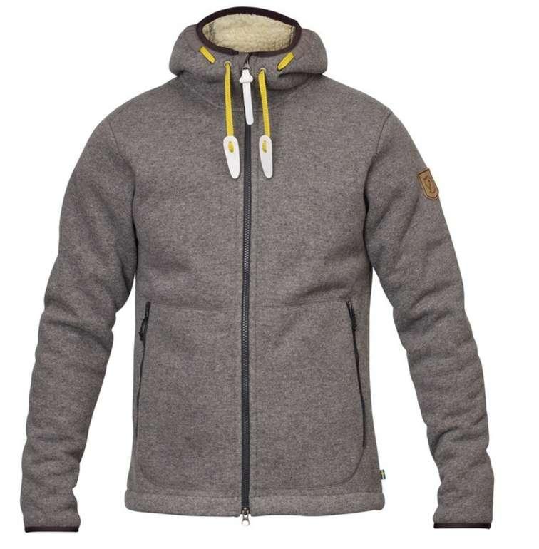 Fjällräven Polar Fleece Jacke in Grau für 127,90€ inkl. Versand (statt 192€)