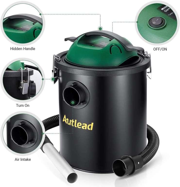 Autlead Aschesauger (900W, 18L) für 32,99€ inkl. Prime-Versand (statt 45€)