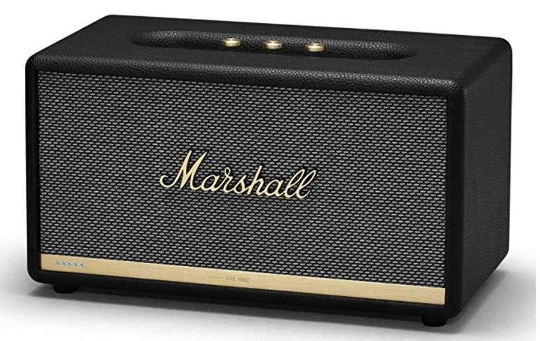Marshall Stanmore II Lautsprecher (80W, Bluetooth 5.0, App-Steuerung) für 231,88€ inkl. Versand (statt 269€)