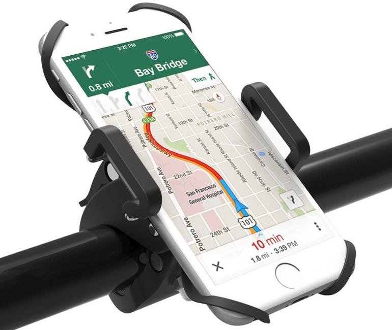 TaoTronics Fahrrad Handyhalterung für 6,99€ inkl. Versand (Prime)