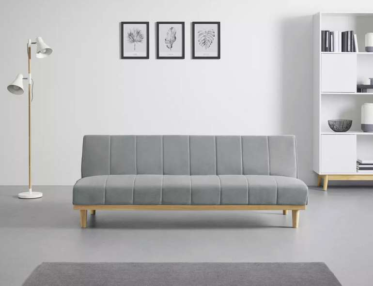 Bessagi Home Schlafsofa Sandy (vers. Farben) zu je 259,25€ inkl. Versand (statt 349€)