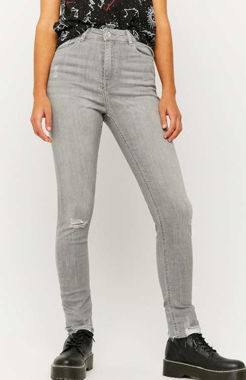 Tally Weijl High Waist Ripped Skinny Jeans für 19,99€inkl. Versand (statt 34€)