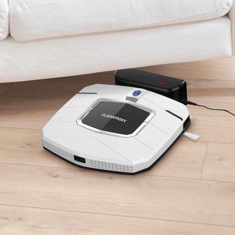 CleanMaxx VR301 Saugroboter im Slim Design für 99,99€ inkl. Versand (B-Ware)