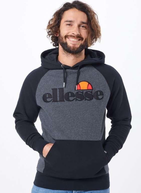 Ellesse Sweatshirt Taliamento in Grau/Schwarz für 29,90€inkl. Versand (statt 50€)