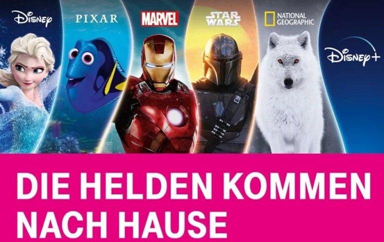 Telekom 6 Monate Disney+ gratis Magenta Kunden 2
