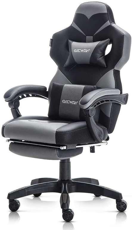 Yamasoro Gaming Stuhl mit Fußstütze für 99,99€ inkl. Versand (statt 160€)