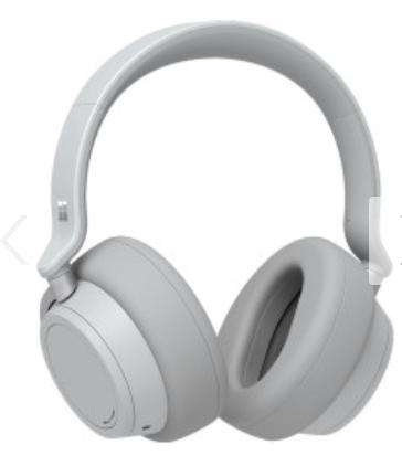 Microsoft Surface Headphones (mit Noice-Cancelling) für 152,99€ inkl. Versand (statt 241€)