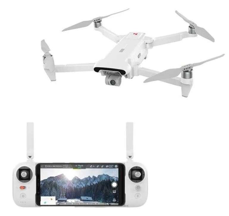 FIMI X8 SE 2020 FPV 3-axis Gimbal 4K GPS RC Drohne für 284€ inkl. Versand (statt 356€)