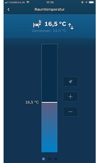 Bosch Smart Home Raumthermostat 2