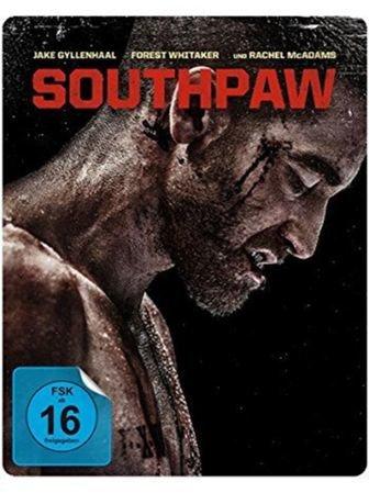 Southpaw Limited Edition Steelbook inkl. 16-seitigem Booklet (Blu-ray) für 9,99€ inkl. Versand (statt 19€)