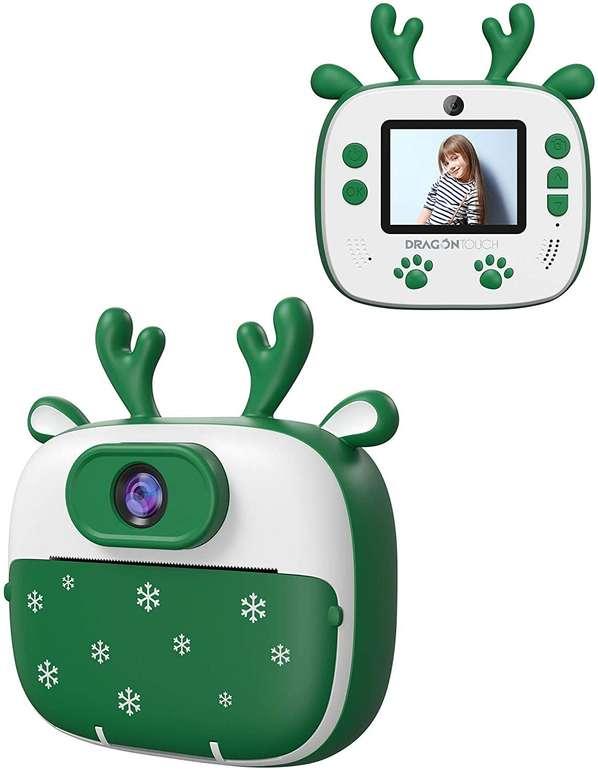 Dragon Touch Kinder Sofortbildkamera inkl. 5 Rollen Fotopapier für 18€ inkl. Versand
