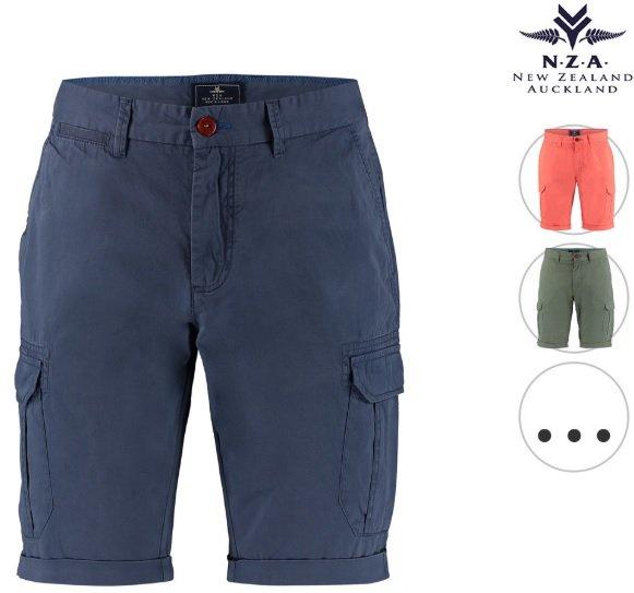 NZA Larry Bay Cargo-Shorts für 40,90€ inkl. Versand (statt 50€)