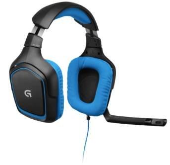 Logitech G430 7.1 Gaming Kopfhörer (PC,PS4) für 29€ inkl. Versand (statt 49€)
