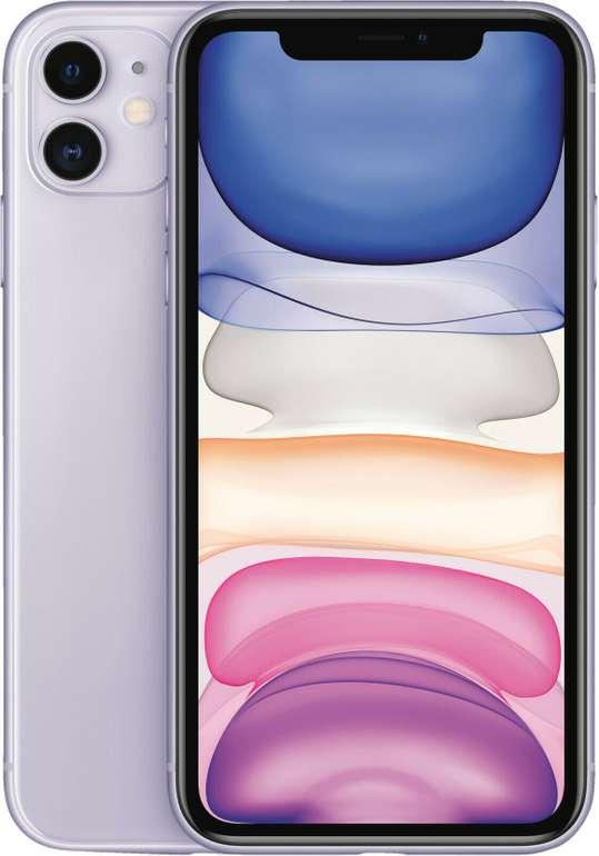 Apple iPhone 11 128GB in vers. Farben für 707€ inkl. Versand (statt 749€)
