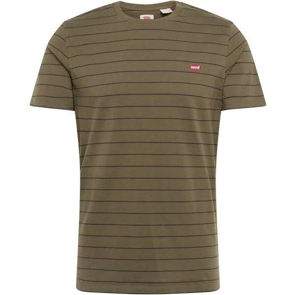 Levi's Shirt 'The Original TEE' in olivgrün für 16,92€ inkl. Versand (statt 24€)