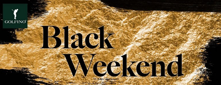 Golfino Black Weekend