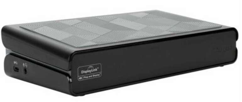 Targus DOCK177EUZ Docking Station USB C für 44,99€inkl. Versand (statt 60€) - B-Ware